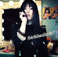 NEW ALBUM「Give Me!!!」